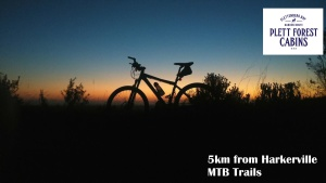 MTB Trails Plett Forest Cabins