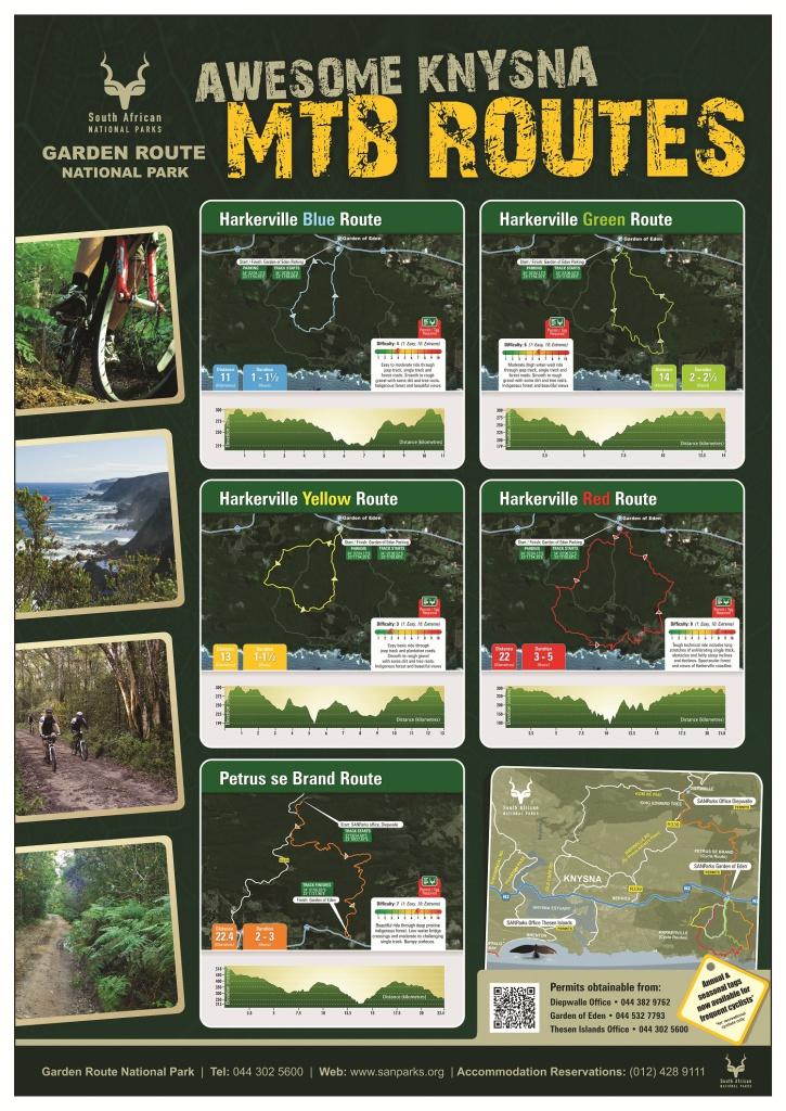 plett forest cabins mountain biking plettenberg bay routes