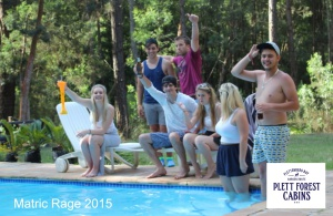 Plettenberg Bay Matric Rage 2015 Plett Forest Cabins